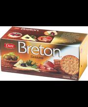 Breton 112g seesami voileipäkeksi