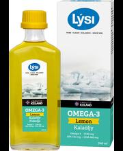 Omega-3 kalaöljy 240 ml
