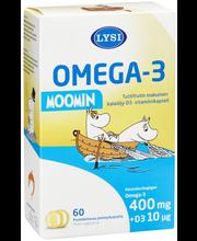 Omega-3 kalaöljykapsel...