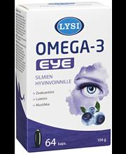 Lysi Omega-3 Eye 64 ka...