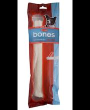 BF Bones BigBite pururulla valkoinen L-MEDIUM 28cm 1kpl