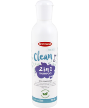 Clean 2in1 shampoo 250 ml