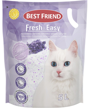 Best Friend Fresh & Easy Laventeli kissanhiekka 5l