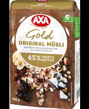 AXA 750 g Müsli Gold Original