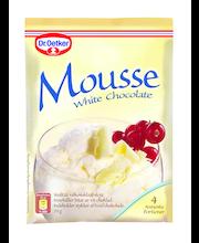 Dr.Oetker 68 g Valkosuklaa Mousse
