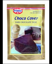 Dr. Oetker 100 g Choco cover Tumma