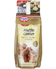 Dr. Oetker 140 g Muffinitäyte Toffee