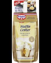 Dr. Oetker 140 g Muffinitäyte Sitruuna