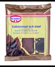 Dr. Oetker 50 g Kaakaoruusut