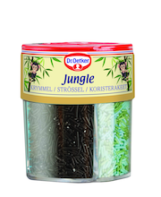 Dr. Oetker 84 g Jungle mix koristekuvioita