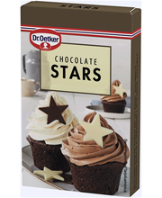 Dr. Oetker 20g Chocolate Stars