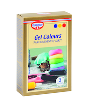 Dr. Oetker 45 g Gel colours geeliväri