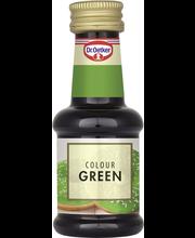 Dr. Oetker 30 ml Vihreä elintarvikeväri