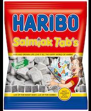HARIBO Salmiak Tabs 135g salmiakkki