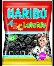 HARIBO ABC Lakrids 72g lakritsi
