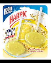 Harpic 2kpl sitruuna WC-raikastin