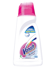 Vanish Oxi Action Intelligence Plus Crystal White 1l tahranpoistoneste