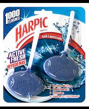 Harpic 2kpl Kalkkia Poistava WC-raikastin