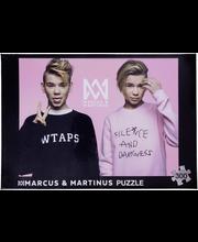 Marcus & Martinus palapeli 300 palaa