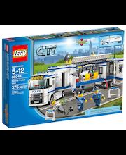 LEGO City Police 60044 Liikkuva poliisiyksikkö