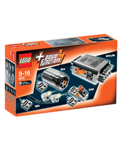 LEGO Technic Power Functions -moottorit