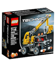 LEGO Technic 42031 Nosturikuorma-auto