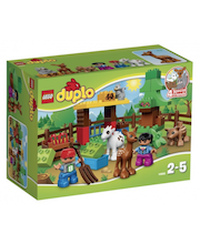 LEGO DUPLO Town 10582 Metsä: Eläimet
