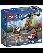 LEGO City Airport 60100 Lentokentän aloitussetti