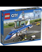 LEGO City Airport 60104 Lentokentän matkustajaterminaali