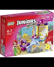 LEGO Juniors 10723 Disney Prinsessa Arielin delfiinivaunut