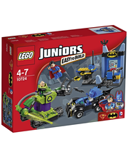 LEGO Juniors 10724 Batman™ ja Superman™ vastaan Lex Luthor™