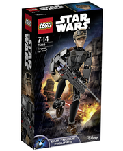 LEGO Constraction Star Wars 75119 Sergeant Jyn Erso™