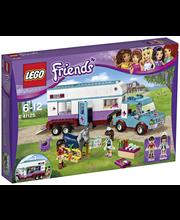 LEGO Friends 41125 Eläinlääkärin hevoskuljetusvaunu