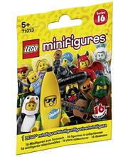 LEGO Minifigures 71013 Minihahmo