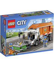 LEGO City Great Vehicles 60118 Jäteauto
