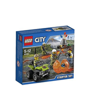 LEGO City Volcano Explorers 60120 Tulivuoren aloitussetti