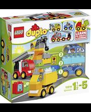 LEGO DUPLO My First 10816 Ensimmäiset ajoneuvoni