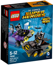 LEGO Super Heroes 76061 Mighty Micros: Batman™ vastaan Kissanainen