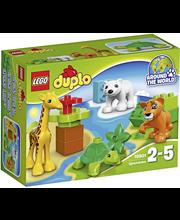 LEGO DUPLO Town 10801 Eläinvauvat