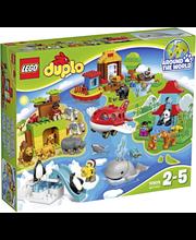 LEGO DUPLO Town 10805 Maailman ympäri