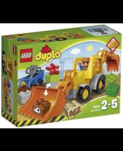 LEGO DUPLO Town 10811 Traktorikaivuri