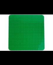 LEGO DUPLO 2304 Peruspalikat, suuri vihreä rakennuslevy
