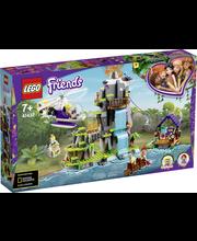 41432 Alpakkavuoren viidakon pelastusoperaatio LEGO