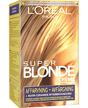 L'Oreal Paris Super Blonde Creme värinpoisto