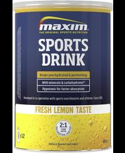 Maxim 480g Sports Drink Fresh Lemon urheilujuomajauhe sitruuna