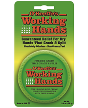 O Keeffes Working Hands 9