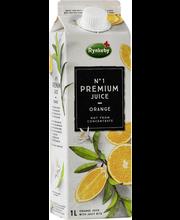 Rynkeby Premium 1L Orange täysmehu