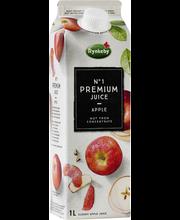 Rynkeby Premium 1L apple tuorepuristettu täysmehu