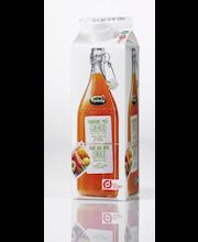 Rynkeby  1L Organic omena-appelsiini-porkkana-sitruuna täysmehu