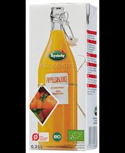 Rynkeby 0,25L Organic Appelsiini täysmehu